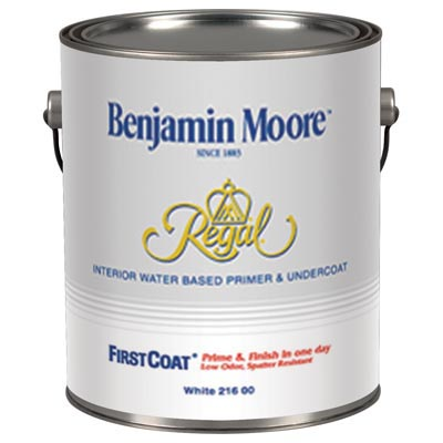216 Regal First Coat Primer Undercoat Benjamin Moore Bulgaria